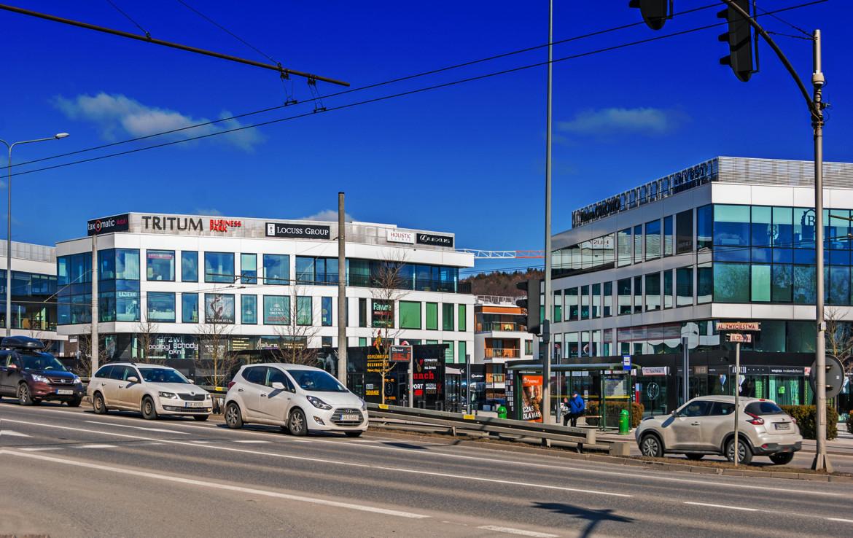Biuro Tritum Business Park gdynia