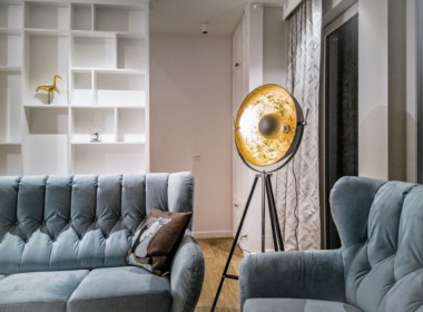 Apartament 2-poziomowy