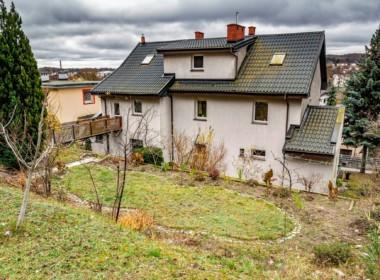 Dom Orłowo_ogród